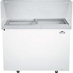 Ice Cream Freezer Dipping Cabinet - 8 Flavors