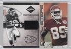Jonathan Baldwin #7/99 Kansas City Chiefs (Football Card) 2011 Limited Initial Steps Shoes #17 at Amazon.com