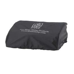 Outdoor Great Room Cvr20Gh Vinyl Cover For Fire Stone'S 20-Inch Electric Grills, Black