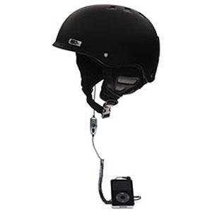 Smith Optics Holt Audio Snow Helmet - Matte Black - Xs