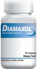 Diamaxol Normal Blood Sugar Support Formula. All-Natural Diamaxol Supports a Healthy Blood Sugar Balance and Boosts Your Blood Glucose Metabolism. Helps You Relax with Safe Blood Sugar Support. 2 Bottles - Direct from Manufacturer.