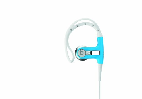 Powerbeats By Dr. Dre In-Ear Headphone (Neon Blue)