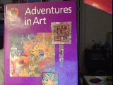 img - for Adventures in Art (Discover Art Series, Level 4) book / textbook / text book