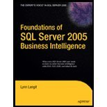 img - for Foundations of SQL Server 2005, Business Intelligence (07) by Langit, Lynn [Paperback (2007)] book / textbook / text book