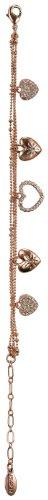 Pilgrim Sweetie 10122-4002  Crystal 13.0 millimetres Brass Bracelet
