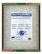 Strata Density Fiberglass Air Filter [Set of 12] Size: 22.25