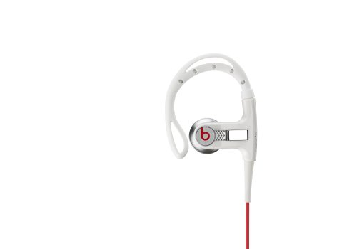 Powerbeats By Dr. Dre In-Ear Headphone (White)