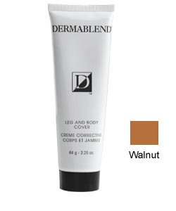 Dermablend - Leg and Body Cover Creme - Walnut