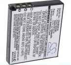 Battery for Panasonic Lumix DMC-FX30EB-S DMC-FX30EB-T DMC-FX30EF-K 3.7V 1050mAh