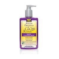 CoQ10 Enzyme Skin Care Facial Cleansing Milk by AVALON ORGANICS