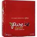 Pure Organic Raw Fruit & Nut Bars (Pack of 12)