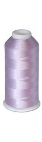 12-cone Commercial Polyester Embroidery Thread Kit - Lavender Light P592 - 5500 yards - 40wt