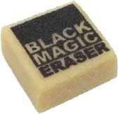 Black Magic Eraser Griptape Cleaner Miscellaneous Skate
