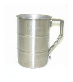 日本製ステンレス製ドラム缶マグカップ