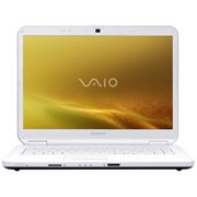 Sony VAIO VGN-NS240E/W 15.4 Notebook (2.0GHz Core 2 Duo T6400 3GB RAM 250GB HDD DL DVD-RW Vista Accessible Premium)