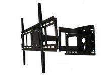 """Lg 50Ln5700 50"""" Led Smart Hdtv Compatible Full Motion Single Arm Swivel Tilt Tv Wall Mount *Top Seller*"""