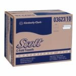 Kimberly-Clark 03623 Scott C-Fold Towel