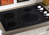 GE 30″ Built-In Electric Cooktop