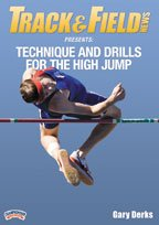 Buy Gary Derks: Track & Field News Presents: Technique and Drills for the High Jump (DVD) by Championship Productions