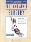 img - for By Alan S. Banks - McGlamry's Comprehensive Textbook of Foot and Ankle Surgery: 3rd (third) Edition book / textbook / text book