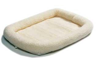 MidWest Quiet Time Fleece Crate Mat 18′
