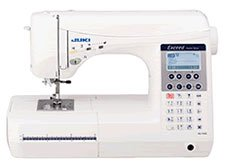 Juki Excite Hzl-g210 Computerized Sewing Machine (Juki Mechanical Sewing Machine compare prices)