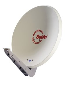 Kathrein CAS 09 Parabolantenne 90 cm weiß multifeed Kat:Home Entertainment/Antennensysteme