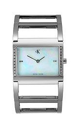 Calvin Klein's Ladies' Diamond Collection watch #K0428381