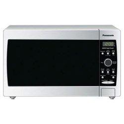Panasonic Nn Sd377s 0 8 Cu Ft 800 Watt Auto Cook Microwave