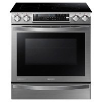 Electric Stove With Convection Oven front-24459