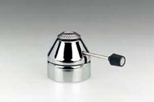 Kela-63040-Hot-Brleur-gaz-Acier-Inoxydable-Argent-75-x-75-x-85-cm