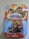 Skylanders Trap Team Buddy Pack Hog Wild Fryno & Small Fry
