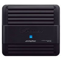 MRP-M500 - Alpine Monoblock 500 Watt RMS Power Amplifier from Alpine