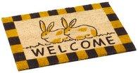 Welcome Rabbits Door Mat 40x60cm