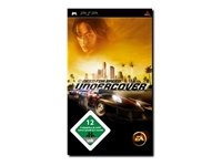 NEED FOR SPEED: UNDERCOVER [PLATINUM] [IMPORT ALLEMAND] [JEU PSP]