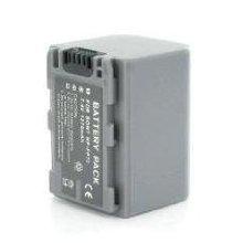Moondocom - Batterie pour Sony NP-FP70 / NPFP70 - 2600 MAh