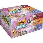 Friskies Cat Food Savory Shreds 132OZ
