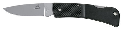 Gerber 22-06009 L.S.T. Drop Point, Fine Edge Knife front-951272
