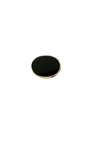 14K Yellow Gold and Onyx Oval Tie Tac-88257