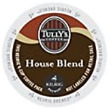 Tully's Coffee House Blend 96 K-Cups