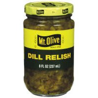 Mt. Olive Dill Relish 8 oz