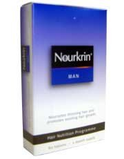 Nourkrin Man Hair Growth & Condition - 60 Tablets