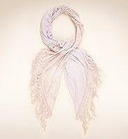 Indigo Collection Lightweight Lace Scarf