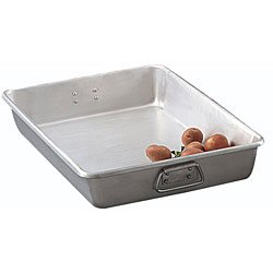 """21"""" x 19"""" Aluminum Roast Pan - Browne-Foodservice A18203"""
