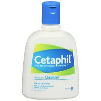Cetaphil Gentle Skin Cleanser 8 oz by Cetaphil