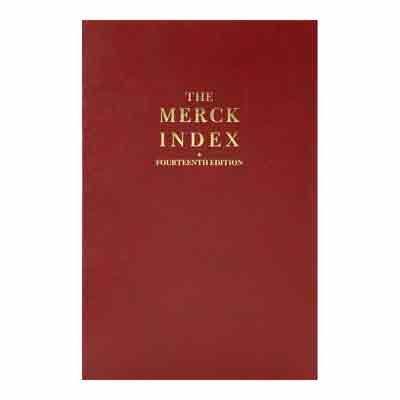 Merck Index, 14Th Edition