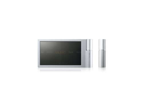 iriver SPINN 4 GB Video MP3 Player (Silver)