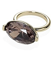 Autograph Multi-Faceted Stone Ring