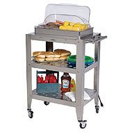 Cheap Broil King Double Buffet Warming Cart with Rolltop Lid (B002JAL0NU)