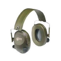 3M(Tm) Peltor(Tm) Sound-Trap(Tm) Slimline Earmuff Mt15H67Fb, Tactical Electronic Headset Headband, 1 Ea/Cs